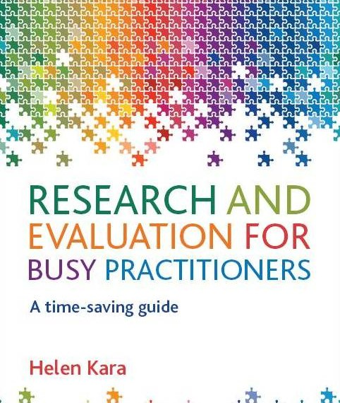 Research and evaluation for busy practitioners