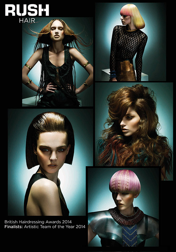 Rush Hair - UK - Client of Siliconchips Services